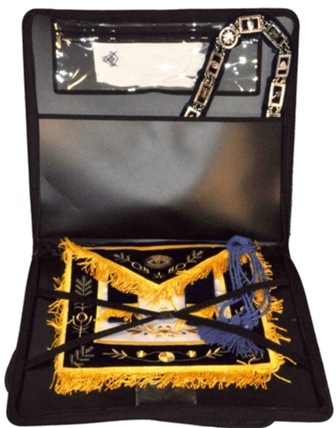 Masonic Apron Cases & Presentation Tubes