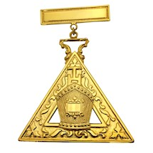 Grand Royal Arch Mason Officer Jewels Individual