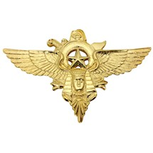 Sphinx Head Bar Pin
