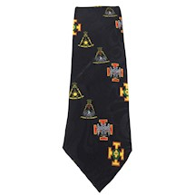 Scottish Rite 4 Bodies tie