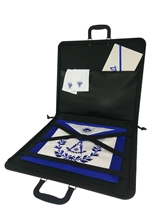 Masonic Apron Case - Simulated Leather