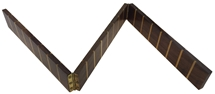 Masonic Working Tool made of wood - 24 inch Gauge