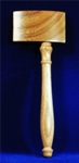 Masonic Working Tool Wood  - Hammer
