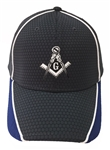 Masonic New Era Hex Mesh Cap
