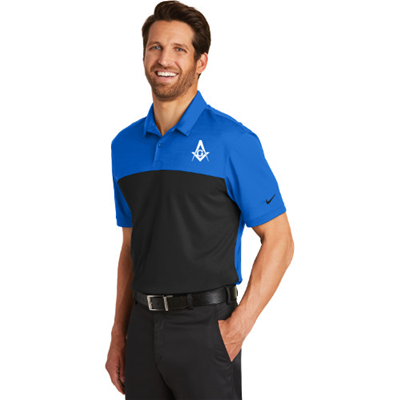 Nike Dr-fit color block polo