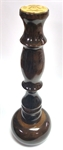 "Gavel - Masonic Upright ""Hiram"" Mahogany"