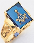 Masonic Ring - 5061 - open back