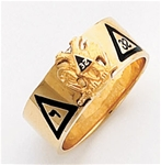 Masonic 32 Degree Scottish Rite Ring Macoy Publishing Masonic Supply 5195