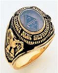 Masonic 32 Degree Scottish Rite Ring Macoy Publishing Masonic Supply 5197
