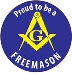 Masonic Bumper Sticker