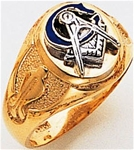 Masonic Ring Macoy Publishing Masonic Supply 9979