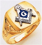 Masonic Ring Macoy Publishing Masonic Supply 9988