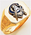 Masonic Ring Macoy Publishing Masonic Supply 9989