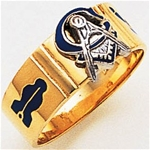 Masonic Ring Macoy Publishing Masonic Supply 9992