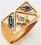 Masonic Ring Macoy Publishing Masonic Supply 9998