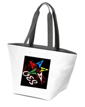 On the Go OES tote bag
