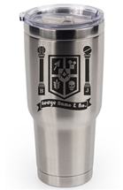 LODGE 32 OZ STAINLESS STEEL THERMAL TUMBLER