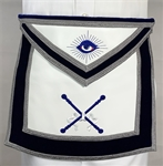 Leather Velvet Marshal Officer apron - Roadshow