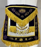 Past Master or Grand Lodge Officer Apron