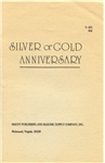 Silver or Gold Anniversary