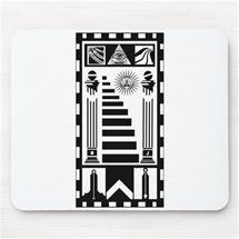 Masonic Mouse Pad