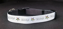 OES small Dog Collar