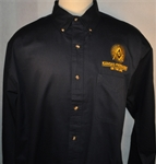 Kansas Grand Master Long Sleeve Shirt 2014-2015 (Halleran)