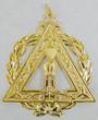 Royal & Select Prince Hall Grand Officer Jewels Set of 11
