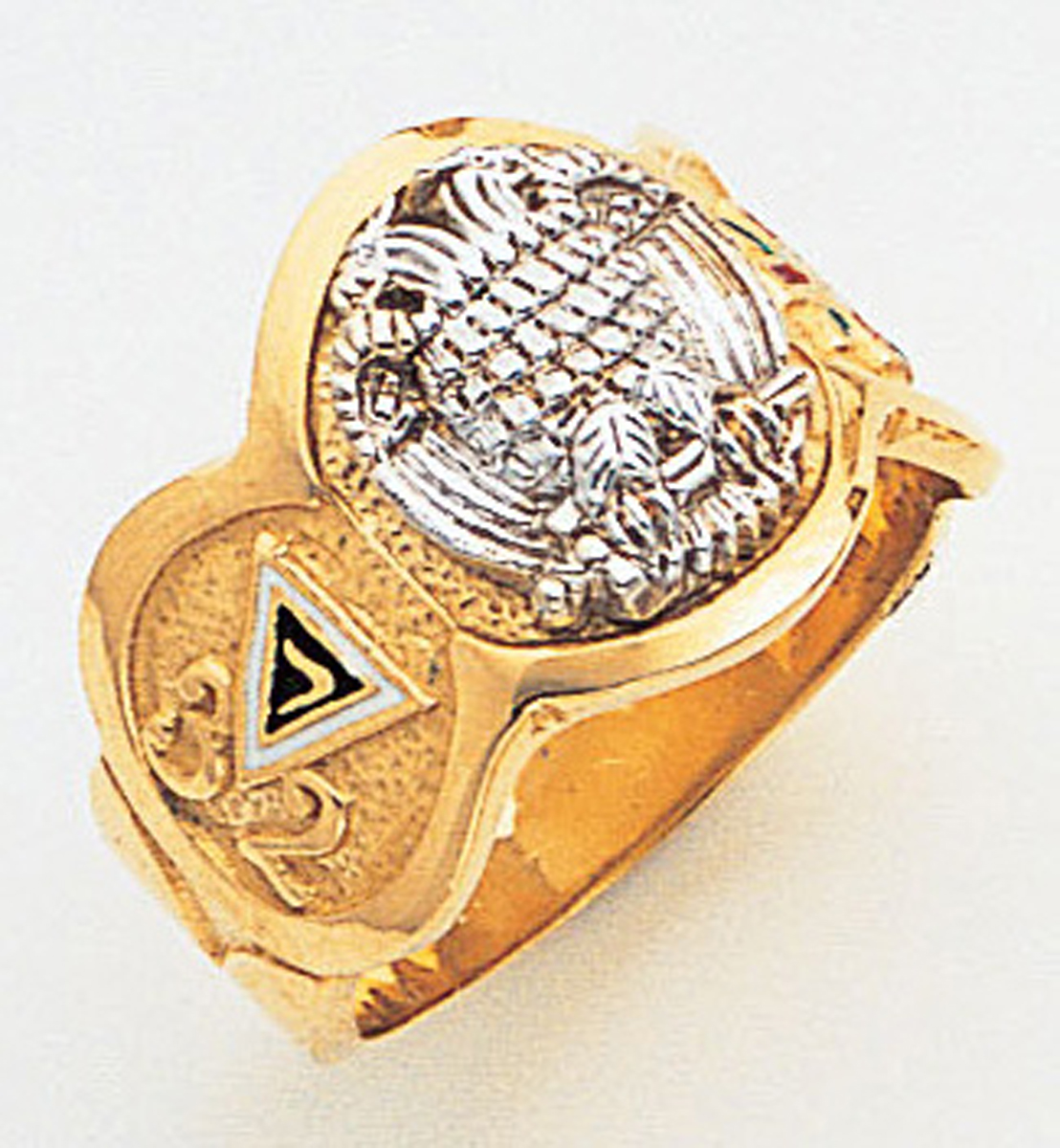 Masonic 32 Degree Scottish Rite Ring Macoy Publishing Masonic Supply 3425